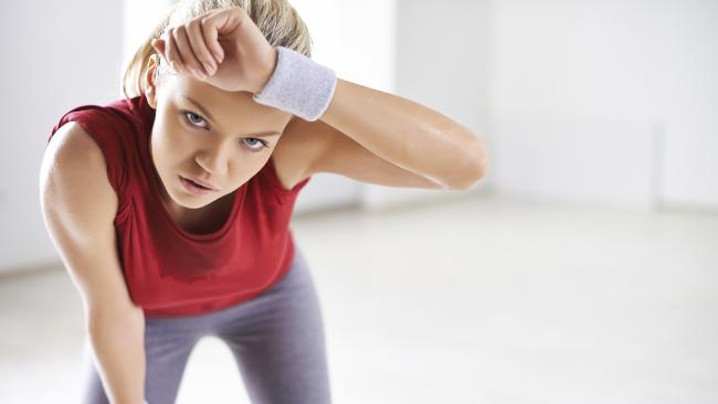 Easy hacks to deal with sweat this summer