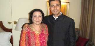 Randeep Hooda mom