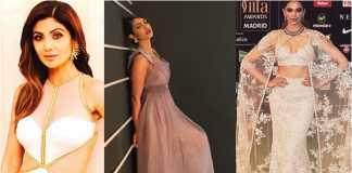Boolwood actresses at IIFA