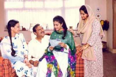 Amrish Puri in Dilwale Dulhania le Jayenge