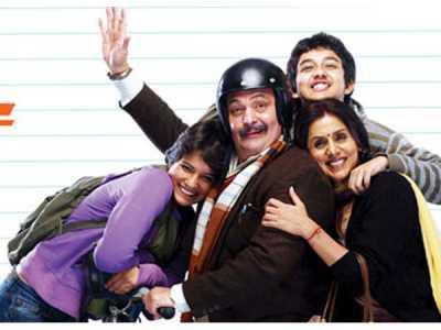 Rishi Kapoor in Do Dooni Chaar