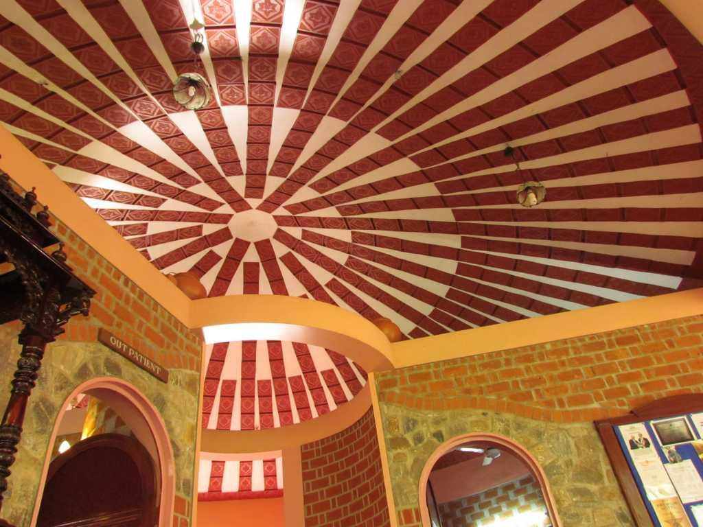 Kairali interior shot