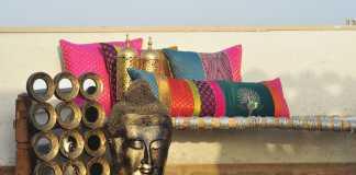 Silk road at Purnam