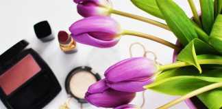 Clubbing makeup