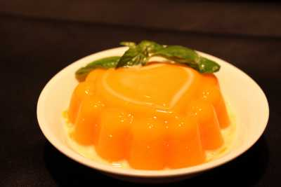 Chilled Mango Pudding by Royal China, Delhi