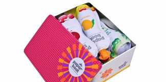 Paper Boat Mix Pack Gift Box