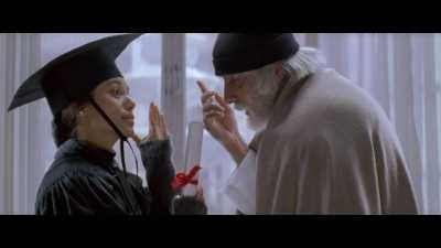 Amitabh Bachchan in Black