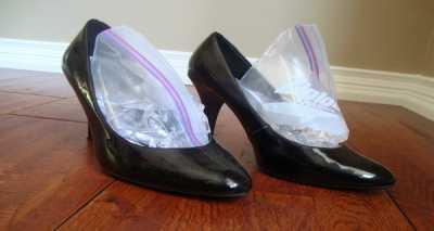 Break into new heels