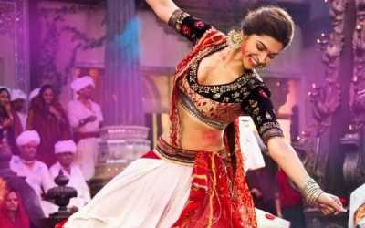 Deepika Padukone inspired dress up for Navratri