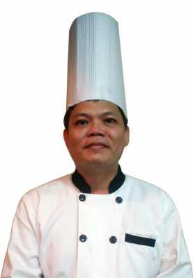 Chef Lee Tuck Sung, Royal China, New Delhi
