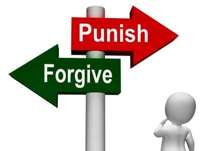 Forgive people