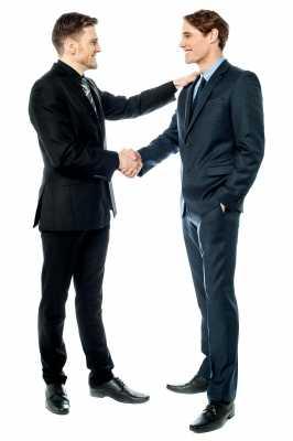 Have proper body language