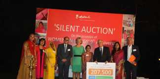 Silent Auction by Women on wings