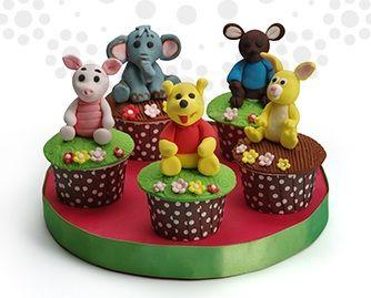 Cupcakes from Choko La