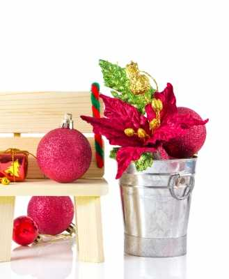 Reuse Christmas decoration