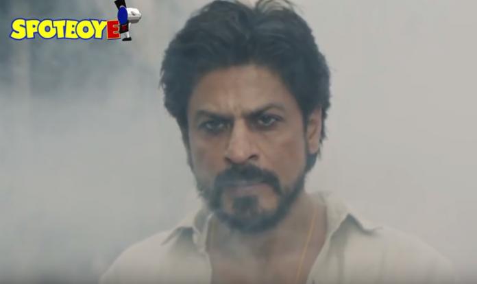 Shahrukh Khan Launches Raees Official Trailer Raees Trailer Out