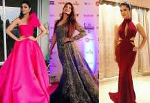 Best dressed celebs at Filmfare Awards