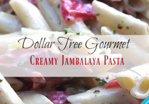 Dollar Tree Gourmet Creamy Jambalaya Pasta All About Women