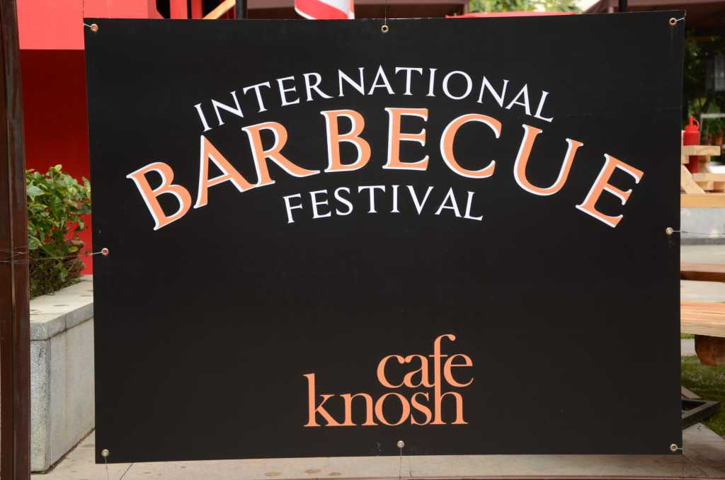 International Barbecue festival