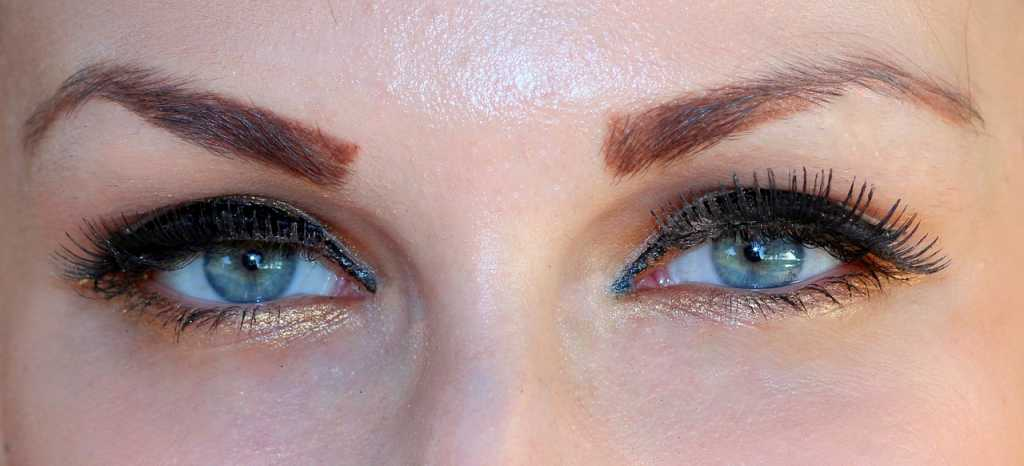 The perfect makeup to look wide awake