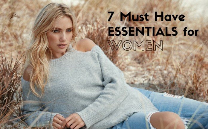 7 must have essentials for women