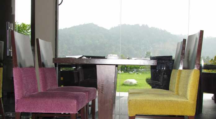 The restaurant at Namah