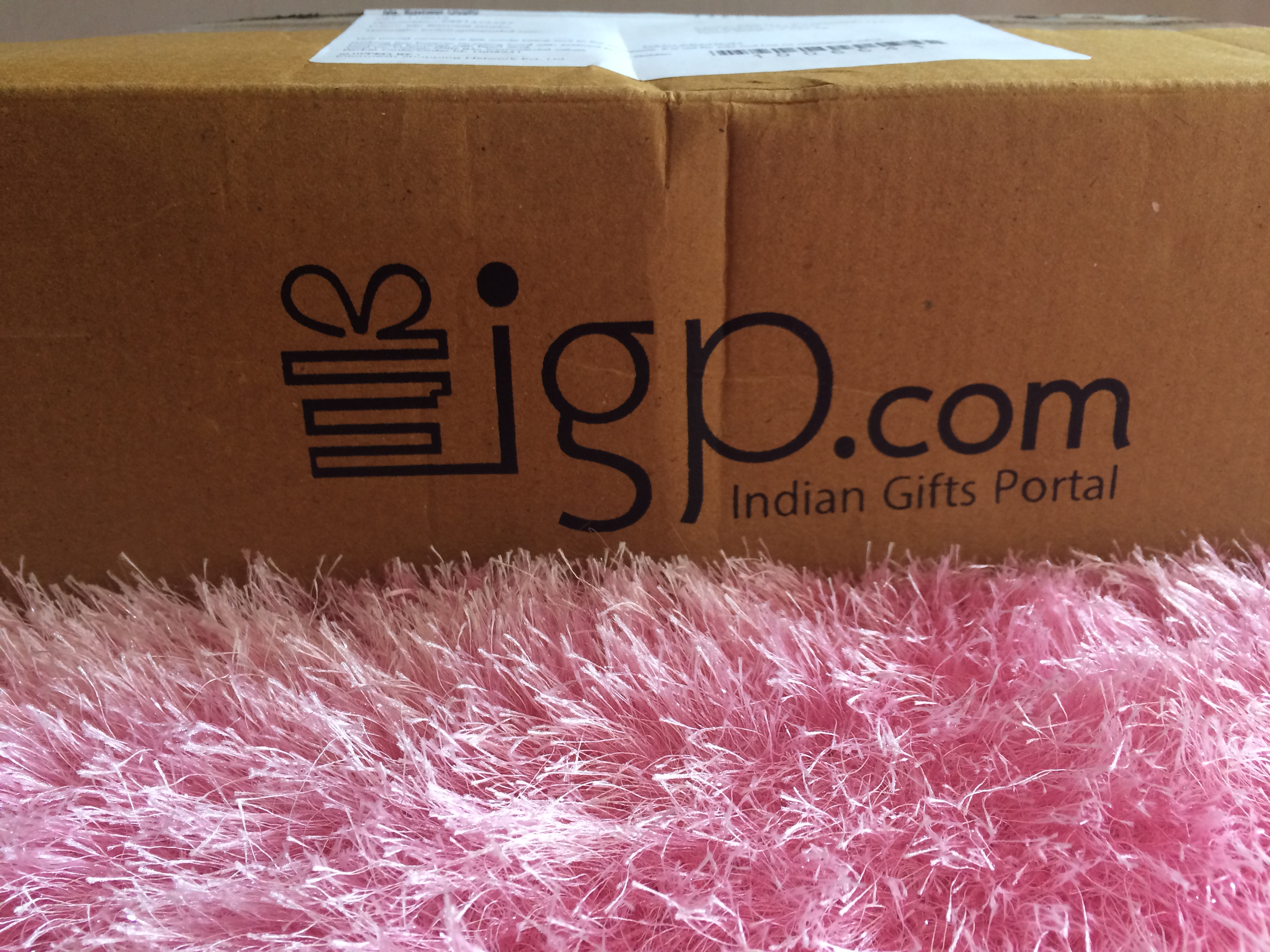 Package from IGP.com