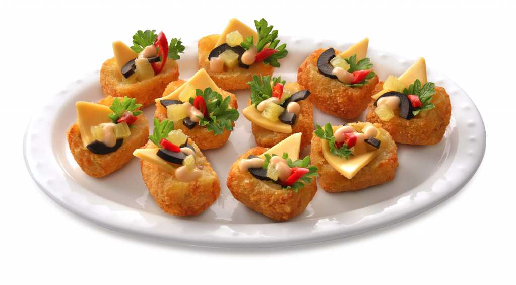 Under 5 minute recipes for valentine 39 s day all about women for Canape ideas nigella