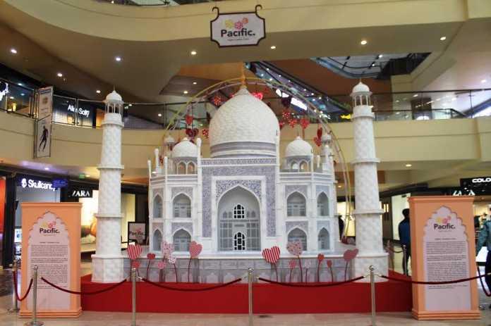 Taj Mahal at Pacific Mall