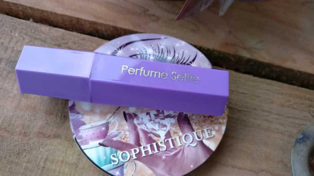 Sophistique Perfume Selfie box