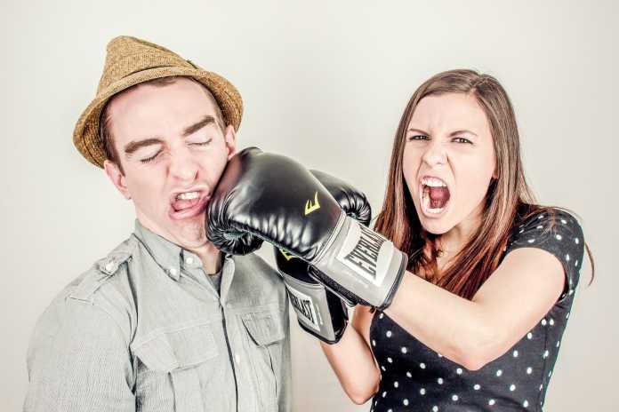 Couple arguement