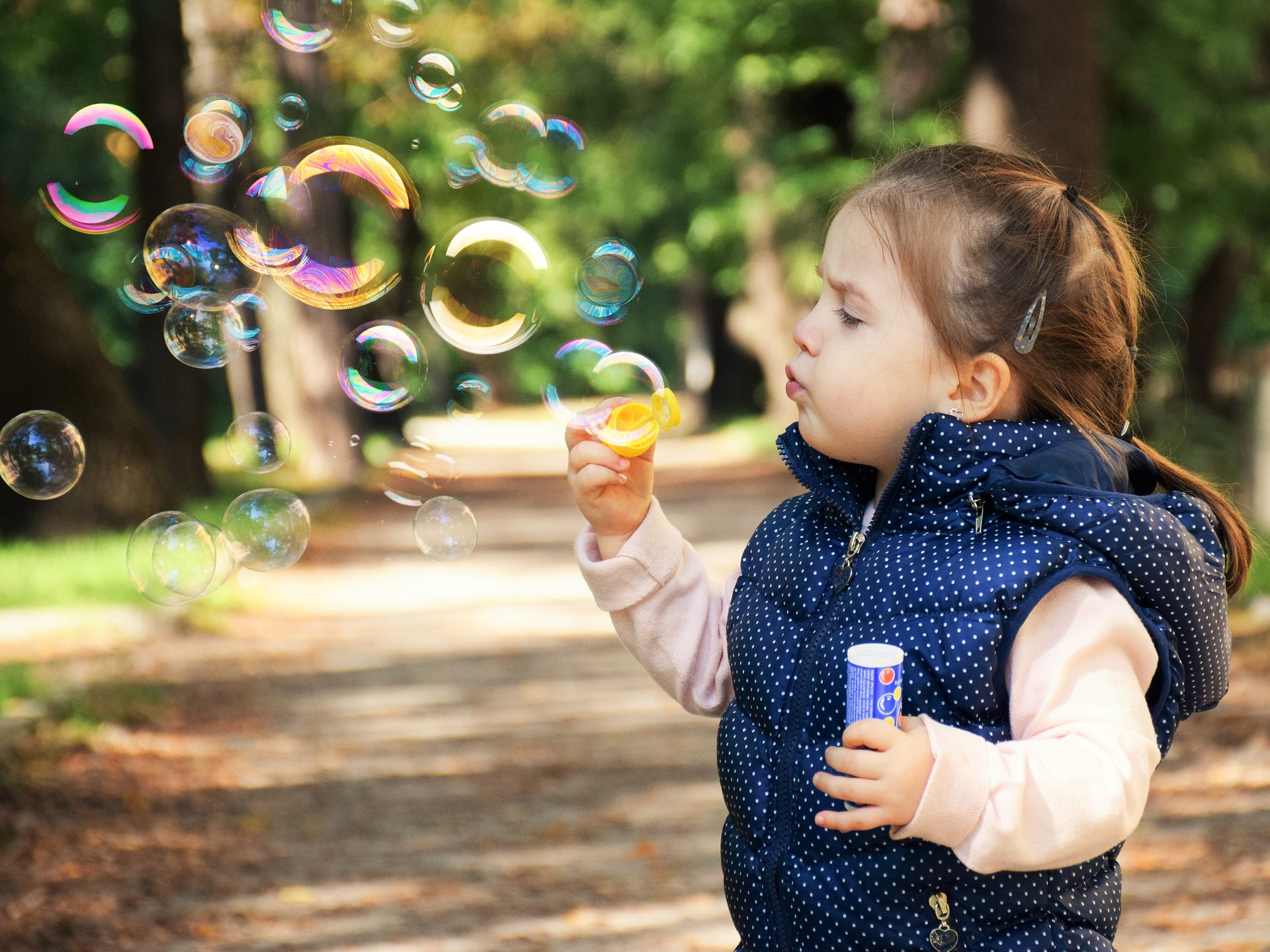 What kids need/pixabay