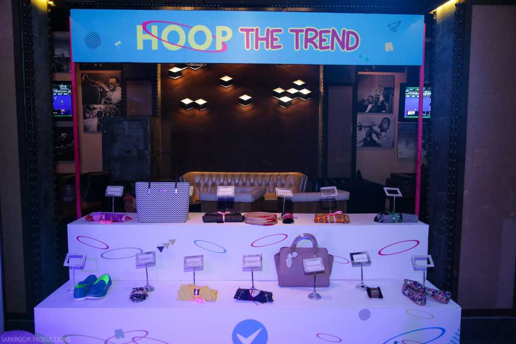 ShopClues games at the event