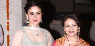 Kareena with Sharmila