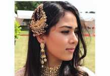 Mira Rajput's makeup and jewellery deets