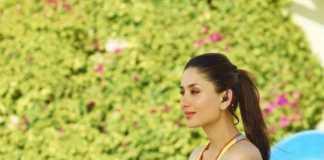 Kareena is an ardent yoga lover