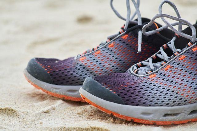footwear for gym