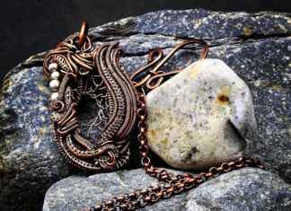 Benefits of wearing copper jewellery