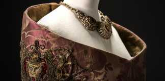 Cersei's wedding outfit