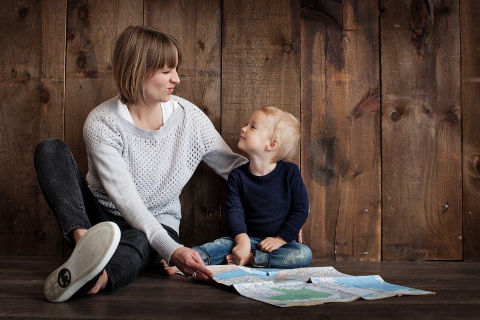 Make your kid responsible /pexel