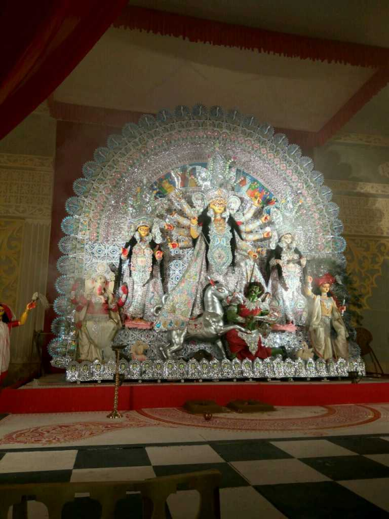 CR Park Durga Puja