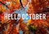 October is the best month