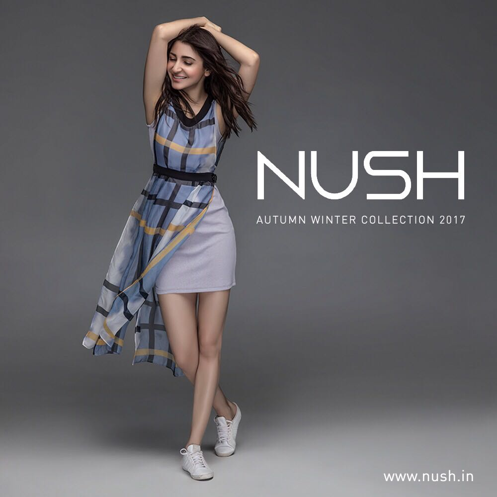 Anushka Sharma launches Nush
