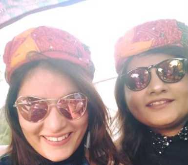 Anupriya and Ravneet