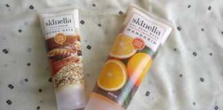 Skinella Honey Oats Face scrub