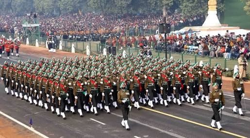 Little known facts about Republic Day Parade