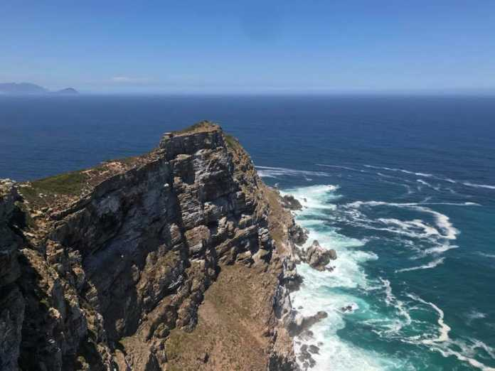 View from cape Point