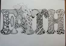 Learn to Zentangle