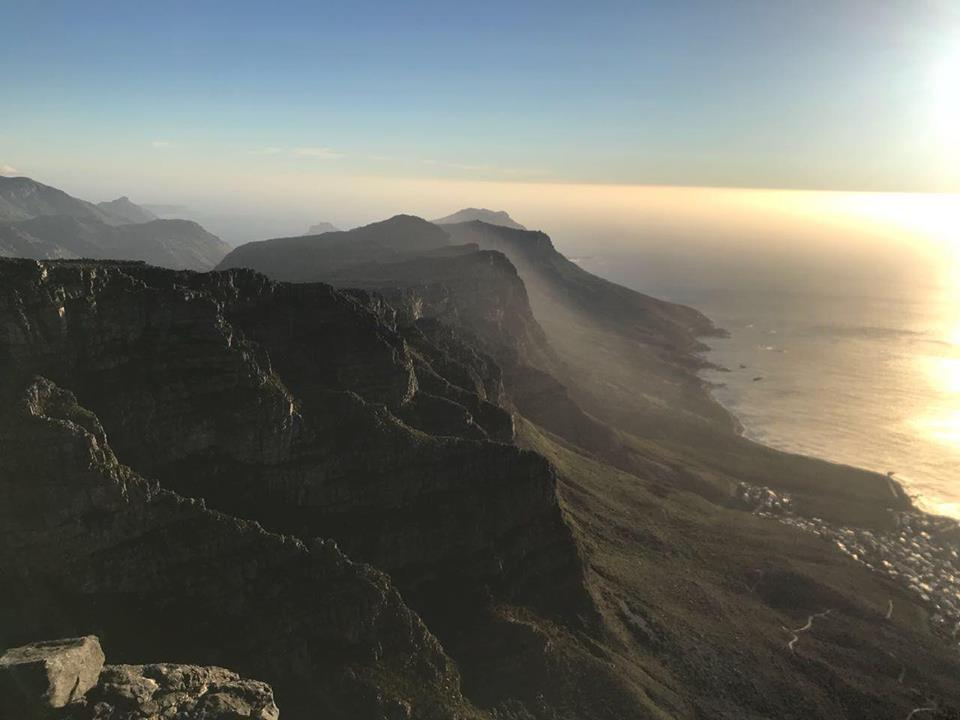 View from TableMountain