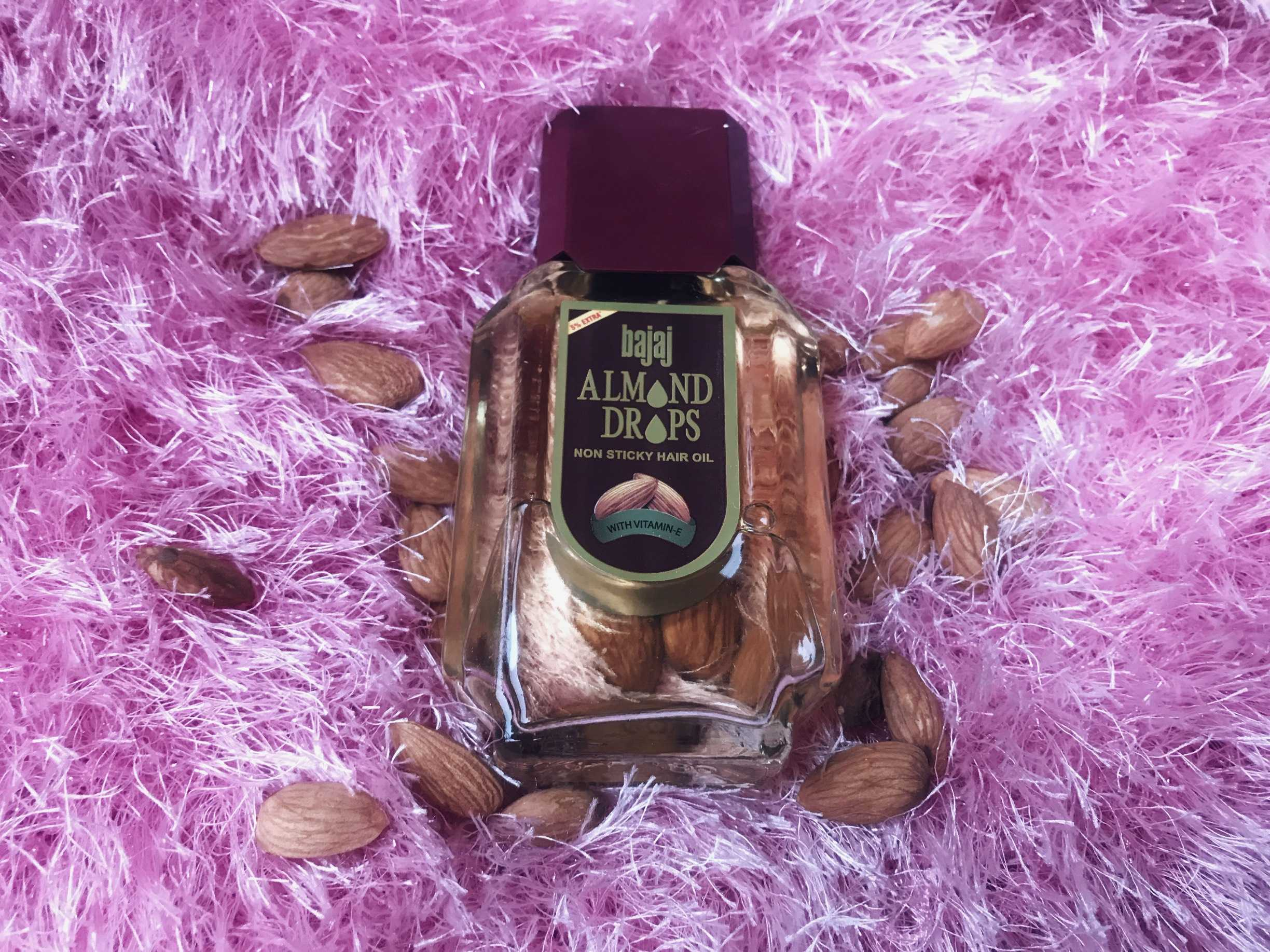 Bajaj Almond Hair Drops